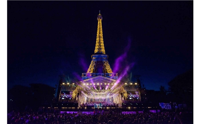 Eiffel Tower Concert