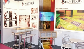 Harlequin fait briller le salon Heavent 2018 !