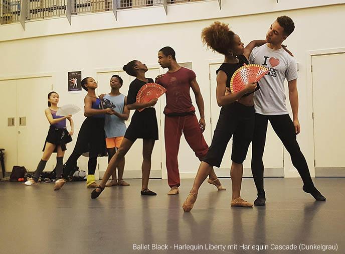 Ballet Black Liberty mit Cascade