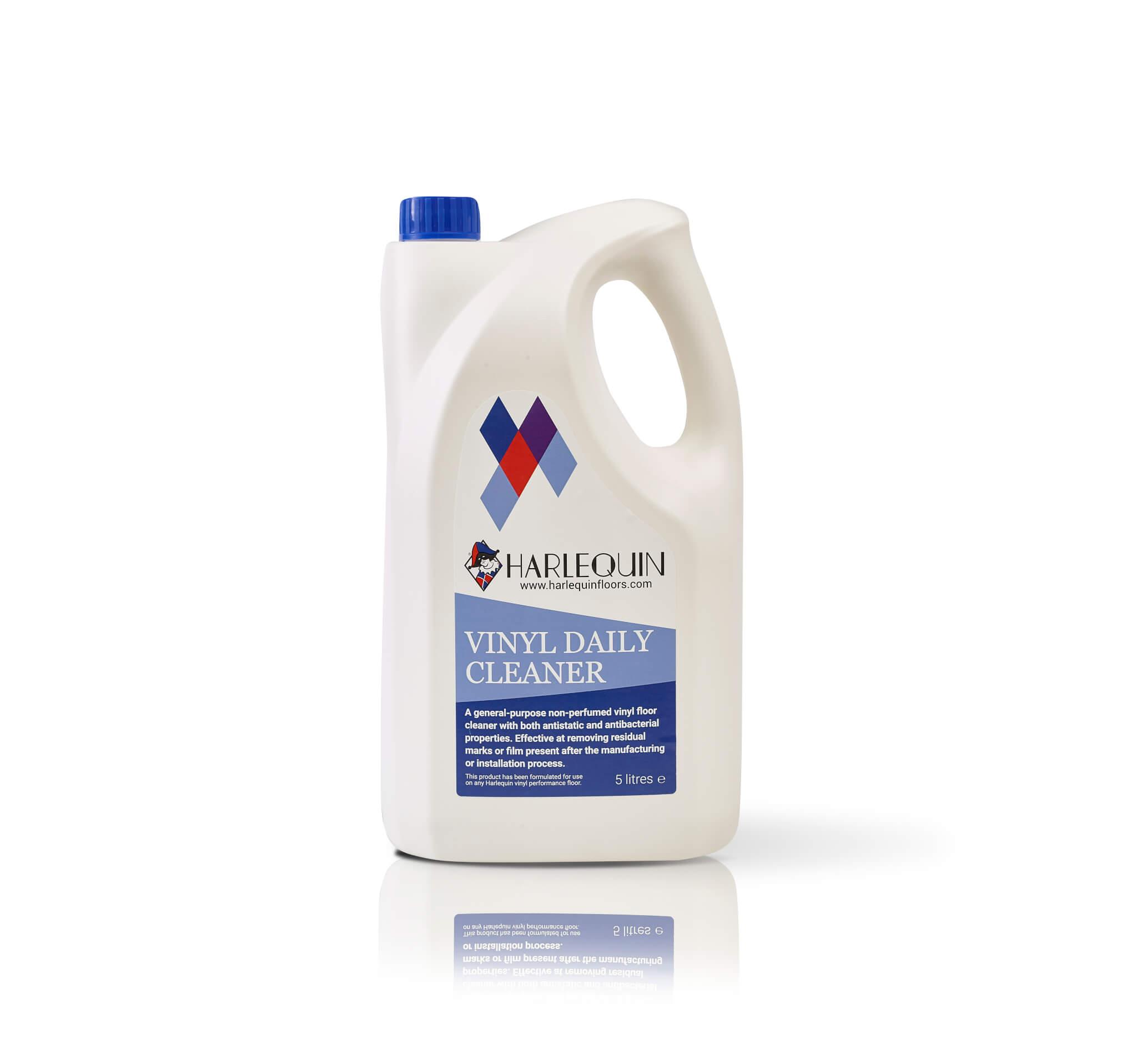 Harlequin Vinyl Daily Cleaner in einer 5-Liter-Flasche