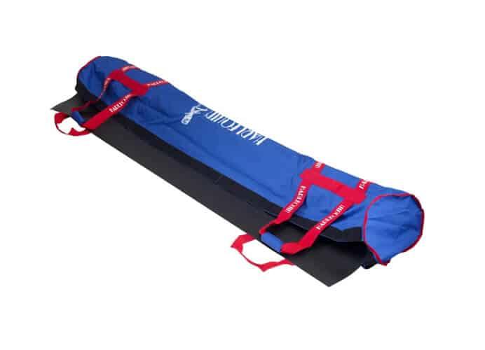 Lange Lagertasche für Tanzteppichrollen - 2m Breite