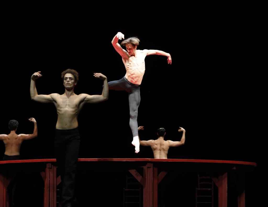 Preisträger Friedemann Vogel ist u.a. Erster Solist am Stuttgarter Ballett