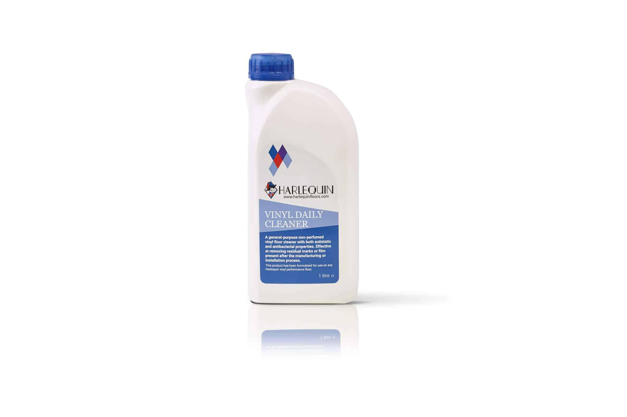 Harlequin Vinyl Daily Cleaner in einer Literflasche