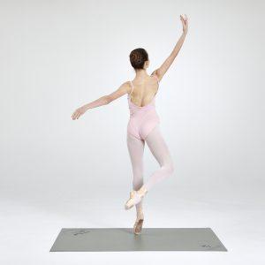 Harlequin Studio Übungsmatte mit Tänzerin
