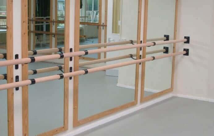 Buchen-Ballettstange Harlequin Floors