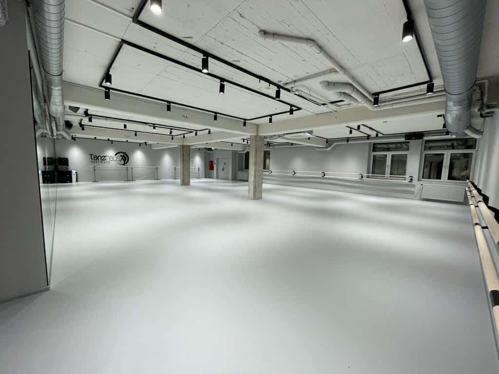 Tanzhaus Dortmund großes Tanzstudio