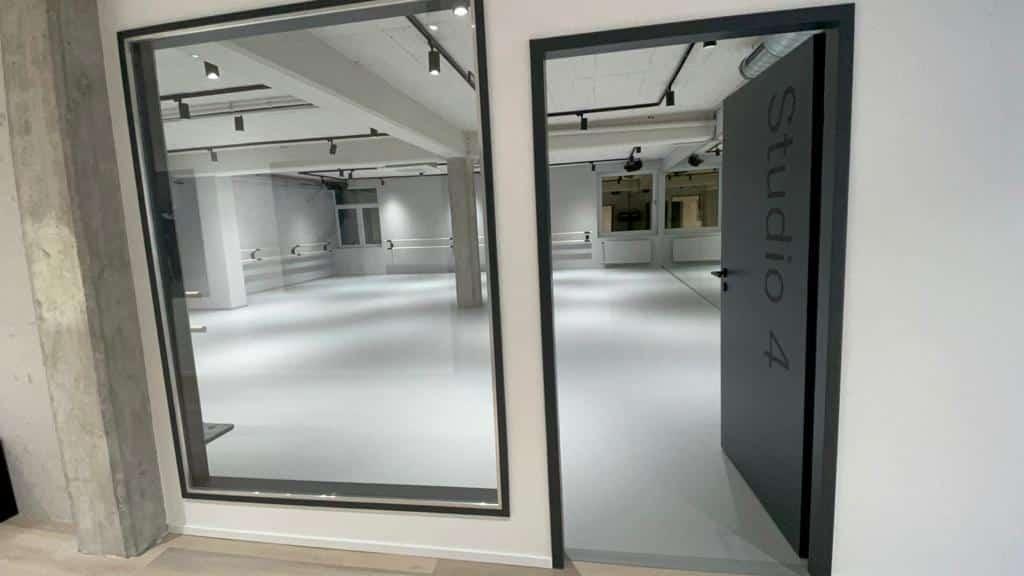 Studio 4 Tanzhaus Dortmund mit Harlequin Activity und Harlequin Standfast