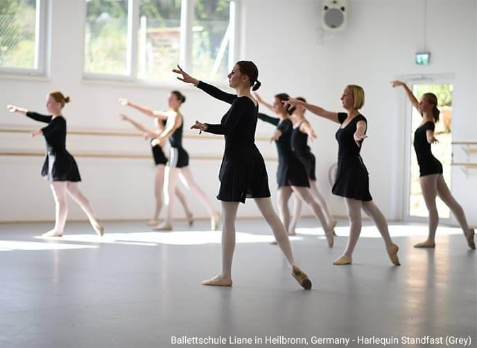 Ballettschule-Liane-Germany-Harlequin-Standfast-grey