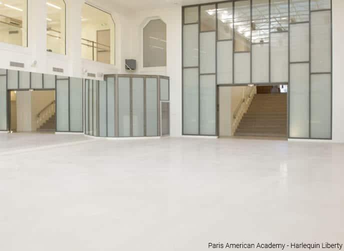 Harlequin liberty Paris american academy