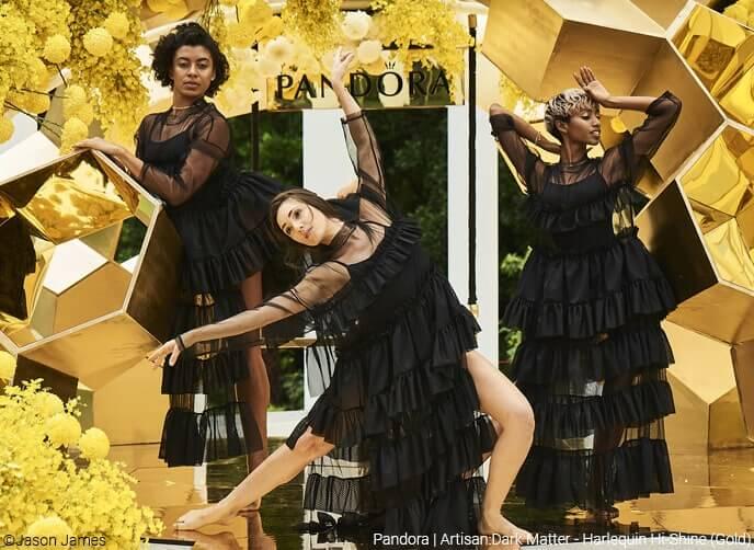 Harlequin Hi-Shine Pandora