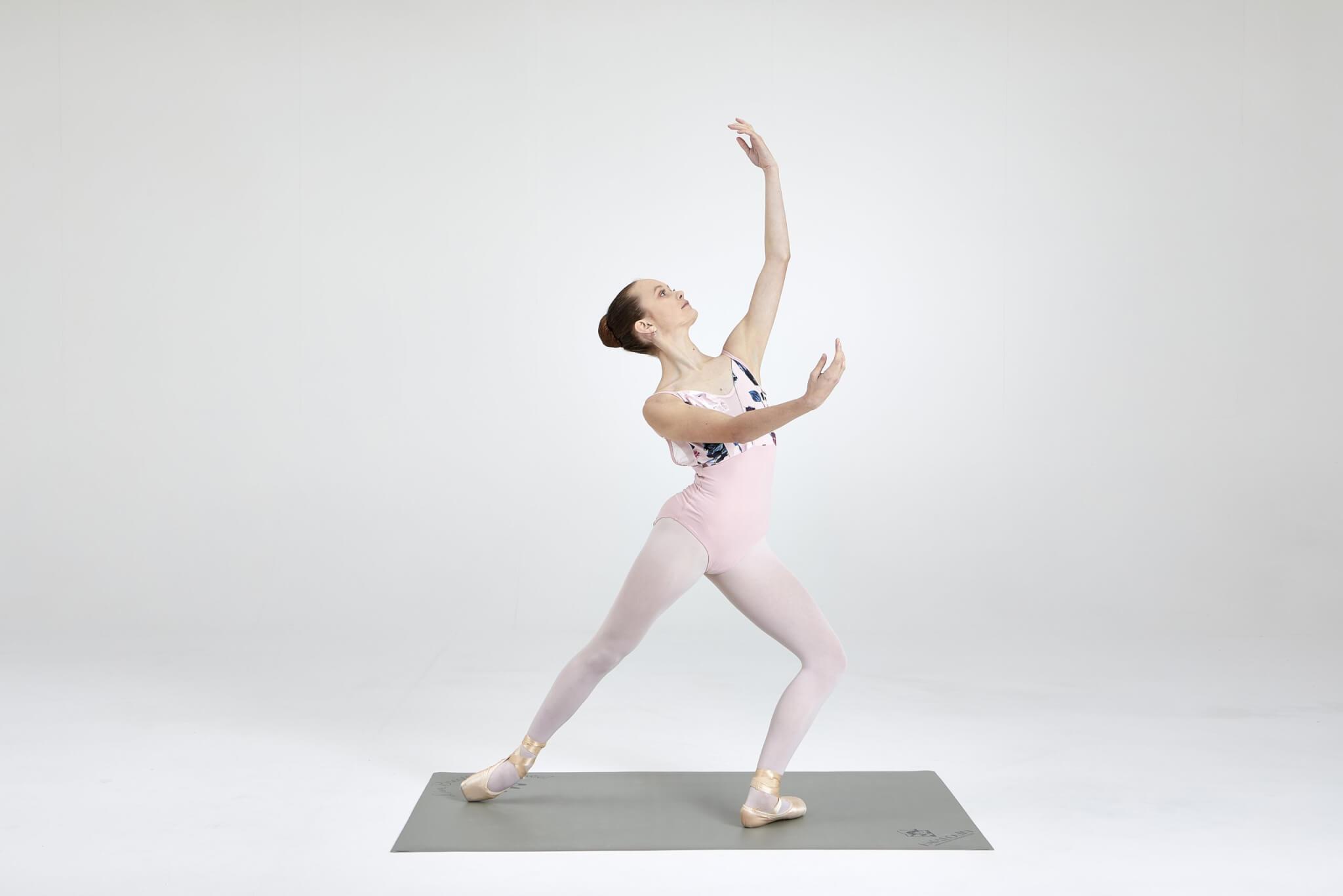 Harlequin Dance Mat