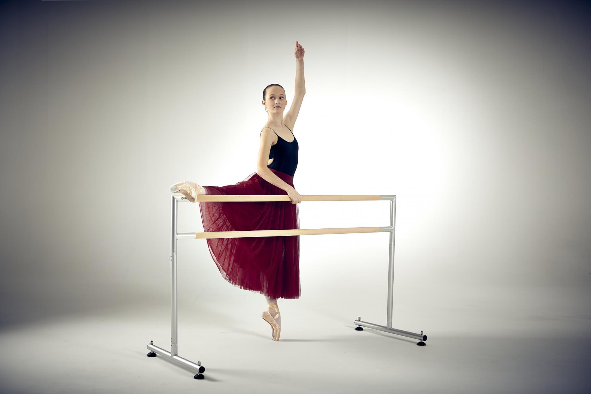 Harlequin Freestanding medium ballet barre